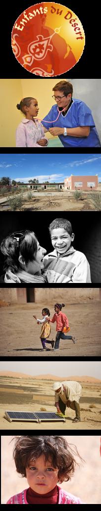 Humanitaire maroc présentation