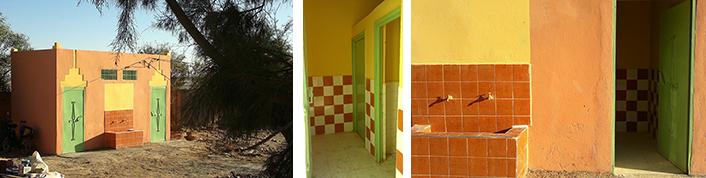 Bloc sanitaire Haroune Esther