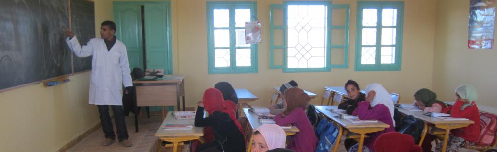 instituteurs maroc